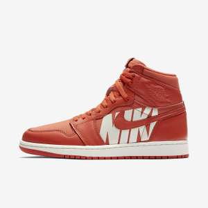 Nike Air Jordan 1 Retro High OG - 3 colours available - Red, Green or Blue £62.98 @ Nike Store - Plus Potential 6% Quidco Discount