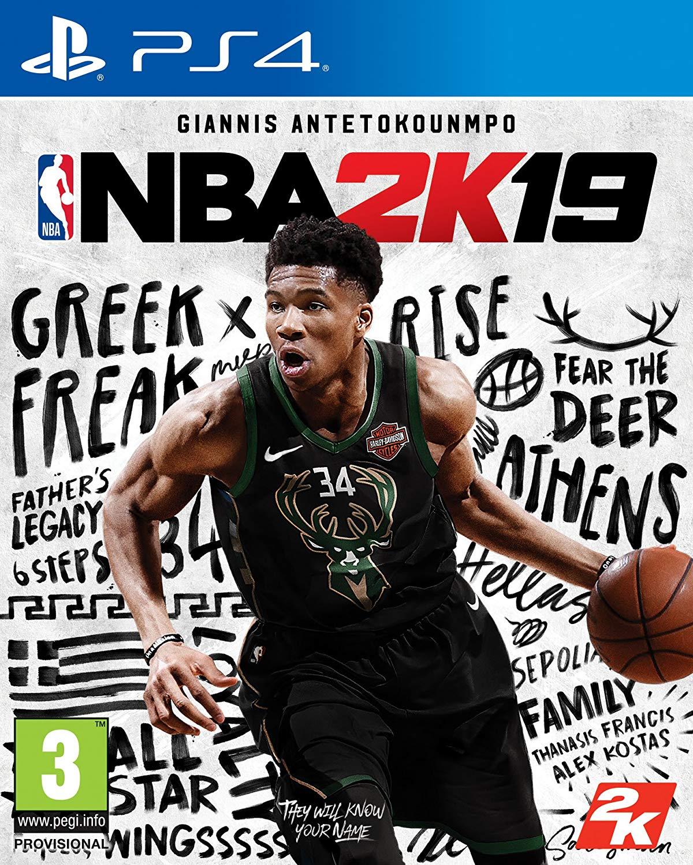 NBA 2K19 (PS4) £16.99 @ Amazon Prime (+£2.95 P&P for Non-Prime)