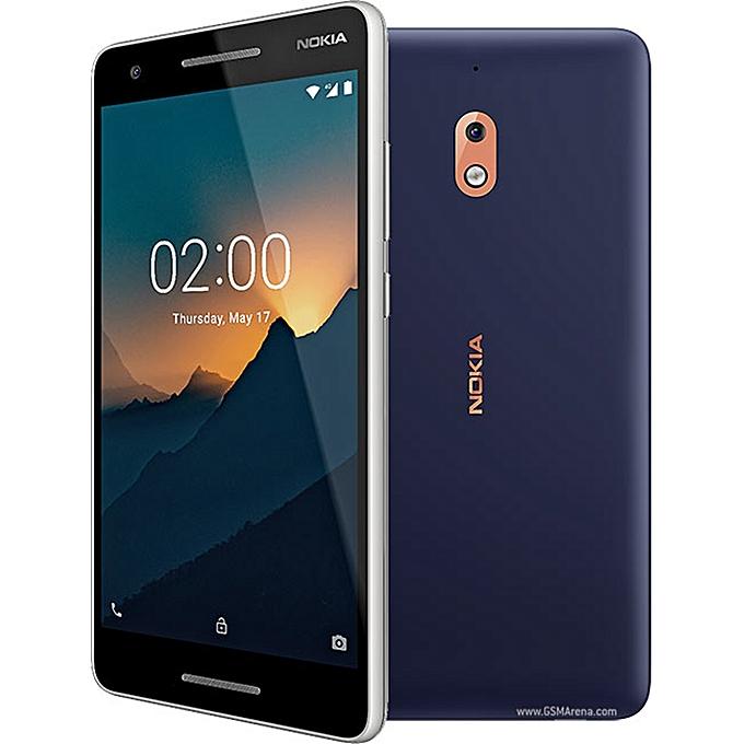"""Nokia 2.1 on O2 PAYG, 5.5"""" display, 4000mAh, Oreo GO, SD425 - £65 @ Asda"""
