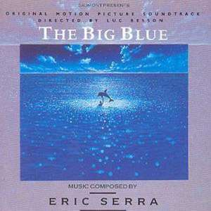 'The Big Blue' - Original Motion Picture Soundtrack [CD] 1988 - used - £1.29 - delivered @ MusicMagpie