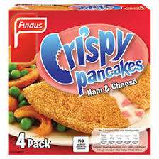 Findus Pancake Ham and Cheese Crispy Pancakes - 25p Instore @ Asda (Bristol)