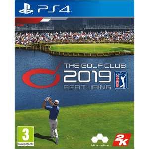 The Golf Club 2019 [PS4] £12.99 C&C @ Game