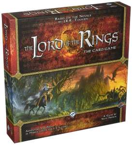 Lord of the Rings the Card Game Core Set now £12.60 (Prime) + £4.49 (non Prime) at Amazon