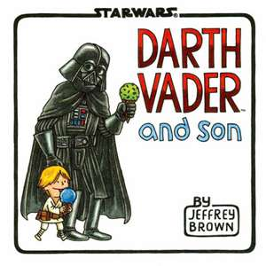 Darth Vader & Son (Hardcover - Mini Print Edition) SIGNED by author / artist  Jeffrey Brown £4.99 @ Forbidden Planet