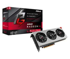 ASRock Radeon VII Phantom X 16GB Graphics Card, £603.48 at Ebuyer