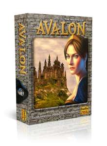 The Resistance Avalon Card Game now £10.78 (Prime) + £4.49 (non Prime) at Amazon