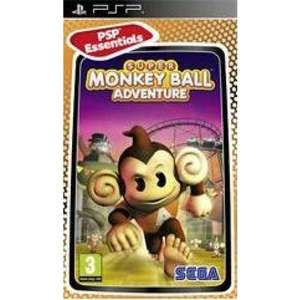 Super Monkey Ball Adventure [Sony PSP] 2006 - used - £1.99 delivered @ The Game Collection