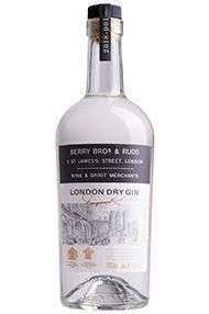 Berry Bros. & Rudd London Dry Gin - £20 Instore @ Morrisons
