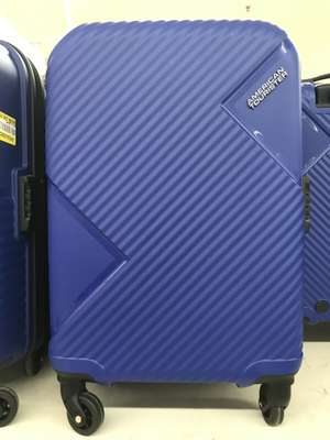 American Tourister 35L Lightweight Cabin Suitcase (Black or Blue) £8.70 at Tesco Instore