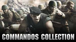 Commandos Collection PC £3.95 with code @ Fanatical