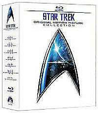 Star Trek - The Original Motion Picture Collection 1-6 [Blu-ray] - NEW - £10.60 Delivered @  thetradeinn on eBay.co.uk