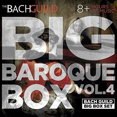 Big Baroque Box, Volume 4 - Bach Guild  [167 track Box Set - MP3 Download] - £1.29 @ Amazon