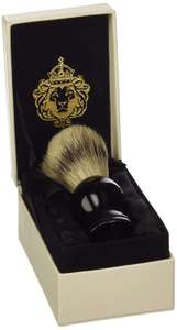 Scottish Fine Soaps Classic Male Grooming Professional Shave Brush now £2.08 - Add-on item at Amazon