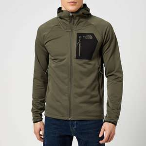 The North Face Men's Borod Hoody - New Taupe Green - £66 (With Code) @TheHut (Possible 12% TCB)