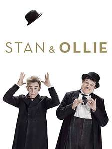 Amazon Video - Stan & Ollie HD rental £1.99 for Prime Members