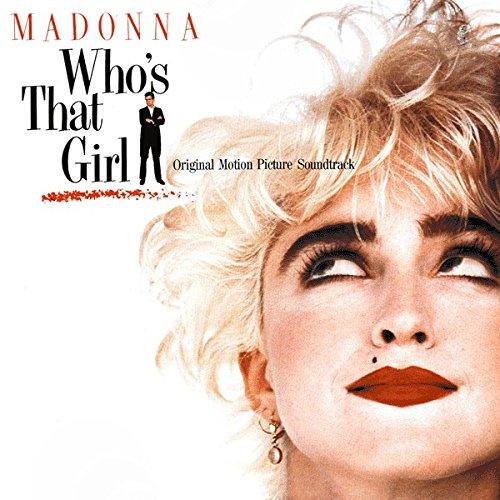 Madonna - Who's That Girl (Original Motion Picture Soundtrack) [140g VINYL] 1987 - 2018 Reissue @ Amazon - Prime £7.22 / Non-Prime £10.21