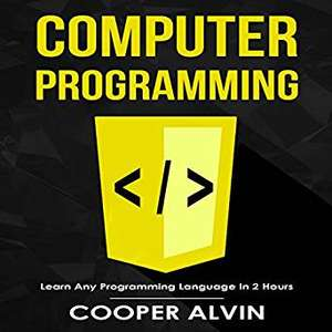 Computer Programming: Learn Any Programming Language in 2 Hours £7.18 (Free with Kindle Unlimited) @ Amazon UK via Kindle