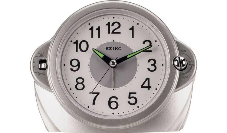Seiko Volume Control Sweeper Alarm Clock £11 @ Argos (C&C)