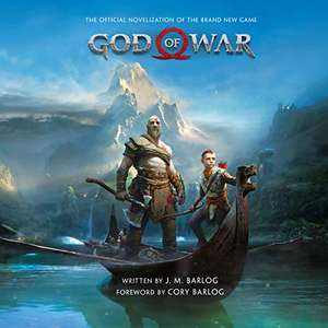 God of War Audiobook from Audible daily deals £1.99 for Audible members only