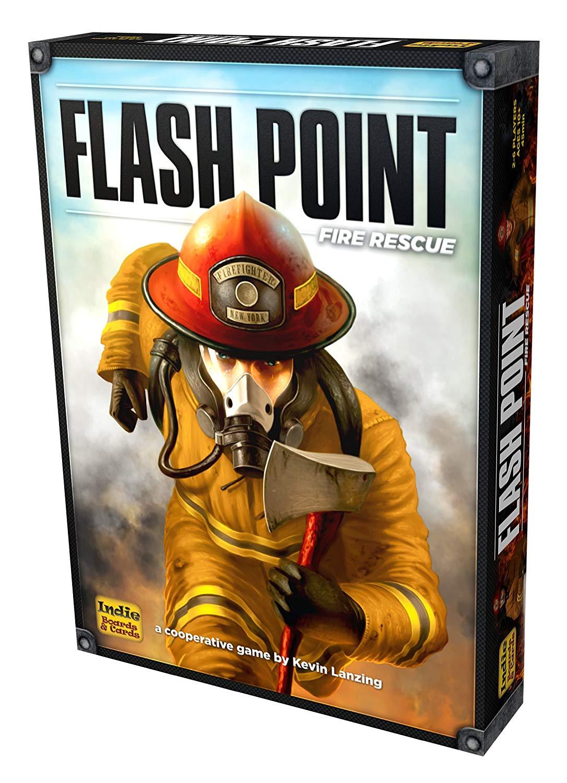 Flash Point Fire Rescue 2nd Edition at Amazon £9.30 Prime / £13.29 non Prime