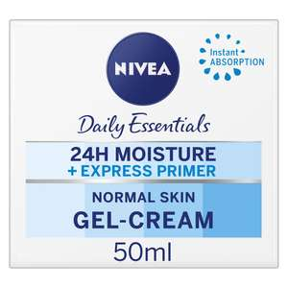Nivea Daily Essentials Express Hydration Primer Normal Skin 50ml  £2.50 @ Wilkos