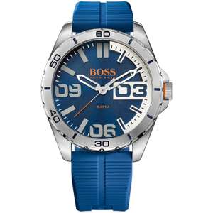 BOSS Orange Men's Berlin watch £49.50 @ Hourtime