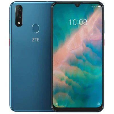 ZTE Blade V10 4G 64GB 32.0MP Front Camera International Version - Greenish Blue £143.82 @ Gearbest