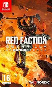 Red Faction Guerilla Re-Mars-Tered (Nintendo Switch) at Amazon £22.08