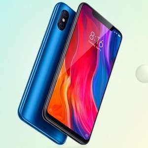 Mi 8 6GB+64GB Direct from Xiaomi 2 Year Warranty - £204 delivered at Mi UK