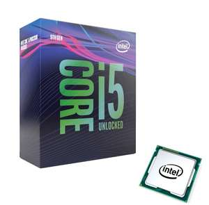 Intel Core i5-9600k £199.99 @ Overclockers UK (Delivery is £8.70)