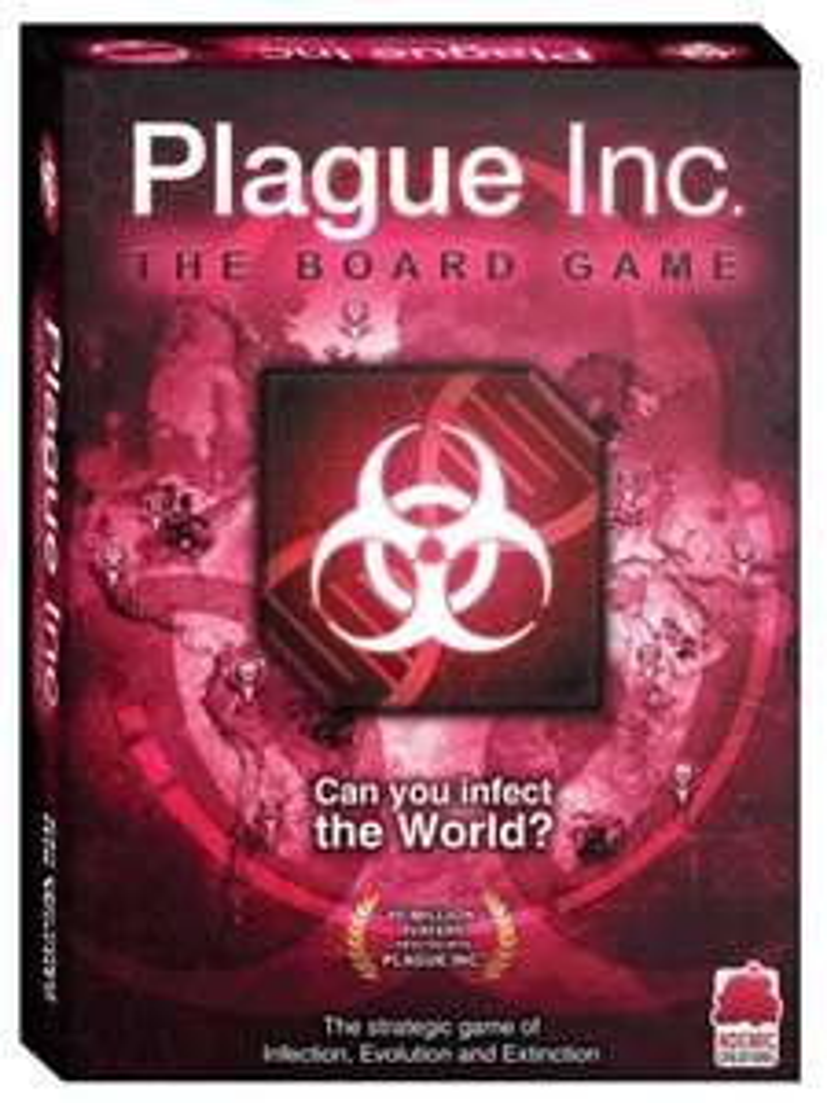 Plague Inc. Board game £16.74 Prime / £20.25 Non Prime @ Amazon
