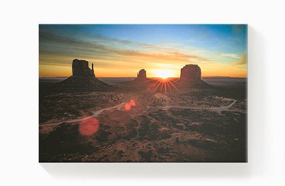 PrinterPix photo canvas 30x20 £12.99 + £9.95 delivery @ PrinterPix