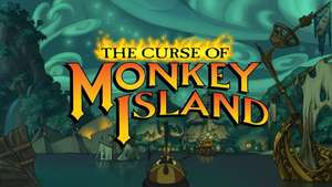 Monkey Island Collection £7.64 on Steam