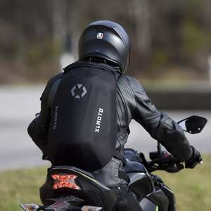 24L Slipstream Water-resistant MC-Backpack (black) - £12.94 delivered @ XLMoto