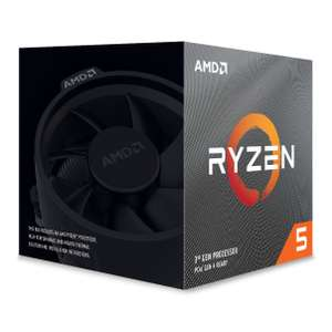 AMD Ryzen 3600x available now for ordering or pickup from Scan.co.uk, comes with 3 months of Xbox Gamepass for PC £241.49 (+£11.50 delivery)