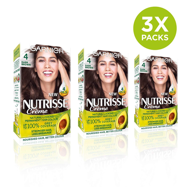 Garnier hairdye 3 packs £7.85 (£7.46 S&S) +£4.49 Non Prime Del @ Amazon