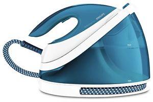 Philips GC7055 PerfectCare Viva Steam Generator Iron 6 Bar 120g 2400W - Blue £82.99 @ Argos eBay