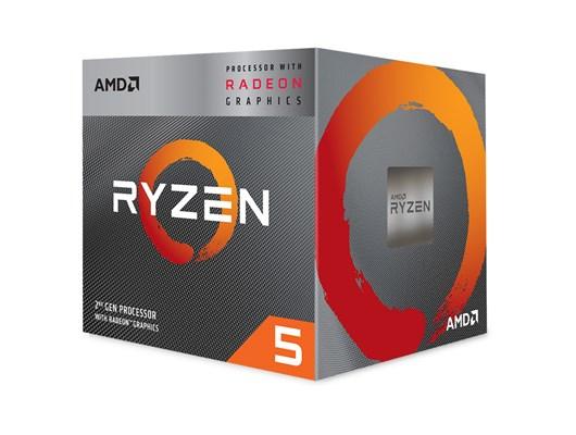 AMD Ryzen 5 3400G 3.7GHz Quad Core CPU, £139.99 at CCLOnline (free game pass)