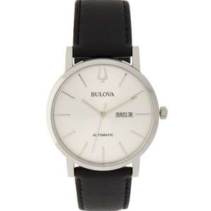 Bulova Men's Automatic 42mm dress Watch - £79.99 delivered @ TK Maxx
