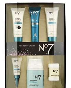 BACK IN STOCK - No7 The Perfect Gift (Imperfect Box) £15 @ Boots
