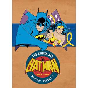 Batman the Brave and the Bold The Bronze Age Omnibus Volume 1 £26.99 @ Zavvi