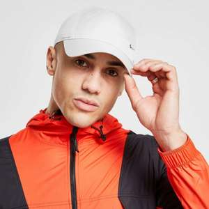 Nike Men's white cap £7.50 with code free click and collect at JD Sports