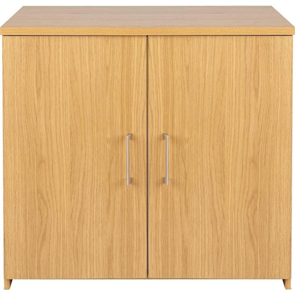 Walton 2 Door Oak Effect Cupboard £47.49 (Half Price) @ Argos