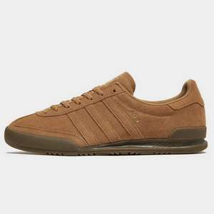 Men's suede Adidas originals jeans trainers £45 with code free click and collect at JD Sports