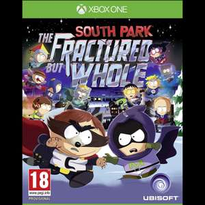 South Park The Fractured But Whole (Xbox One) £6.99 C&C @ Game