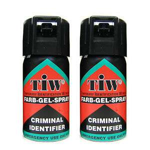 2 X Uk Legal Farb Self Defence Spray Cans £13.95 Delivered Fast And Free @ Ebay / Theurbanoutletltd