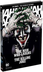 DC: Graphic Novel Collection: Legends Of Batman - Man Who Laughs / Killing Joke (Hardcover) £4.99 @ Forbidden Planet