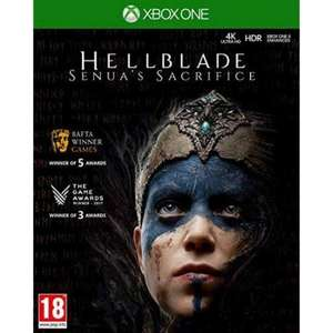 [Xbox One] Hellblade: Senua's Sacrifice £14.95 delivered @ The Game Collection