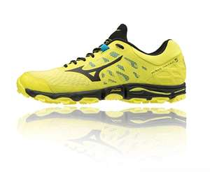 Mizuno Men's Wave Mujin 5 Trail Running Shoes - £20 @ Amazon