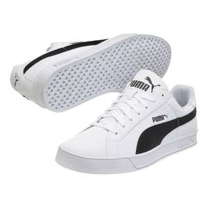 Puma Smash Mens Trainers at Sports Direct - £20 @ Sports Direct (£4.99 delivery / C&C)